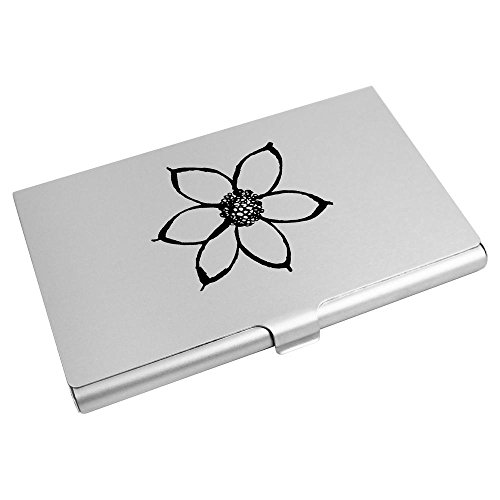 Wallet Card Holder Credit 'Beautiful Business Flower' Card Azeeda CH00016812 aqwtz0Sw