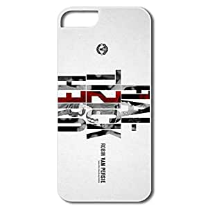Customize Cool Hard Case RVP Hatrick Hero For IPhone 5/5s