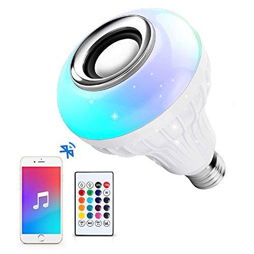 bluetooth lightbulb speaker - 9