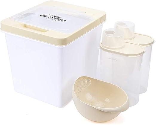 Caja De Almacenamiento De Cocina Contenedor De Almacenamiento De ...