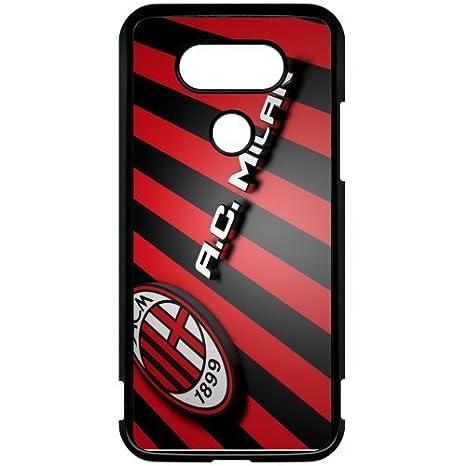 Carcasa LG G5 Fútbol Club AC Milan: Amazon.es: Electrónica