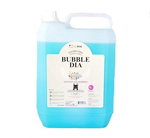 Alpha Dog Series ''Bubble Dia Shampoo & Conditioner Series - (1 Gallon) (Sensitive Skin Shampoo)