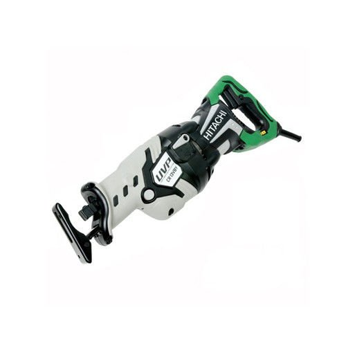 Hitachi CR13VBY 12-Amp Reciprocating Saw with User Vibration Protection Technology