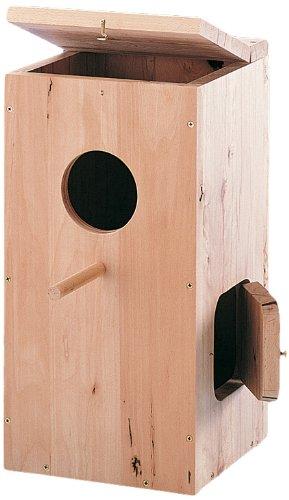 Nobby 50278 Papageiennistkasten 36 x 36 x 76 cm