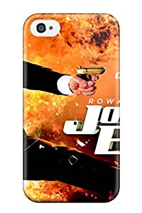 Juliam Beisel Premium Protective Hard Case For Iphone 4/4s- Nice Design - 2011 Johnny English Reborn