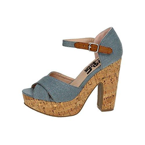Refresh Sandales Sandales Refresh Femme Refresh Jeans Sandales Jeans Refresh Jeans Femme Femme Eq1pwWHng