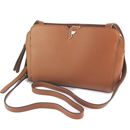 Bolsa de hombro 'Fiorelli'marrón (2 compartimentos)- 23.5x16.5x8.5 cm.