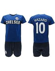 Conjunto Fútbol Eden Hazard 10 Chelsea Blues Azul Temporada 2018-2019  Replica Oficial con Licencia 1ef698367c8c3