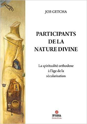 Participants de la nature divine