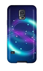 Galaxy Case - Tpu Case Protective For Galaxy S5- Abstract