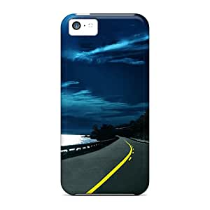 New Highway Nights Tpu Skin Case Compatible With Iphone 5c