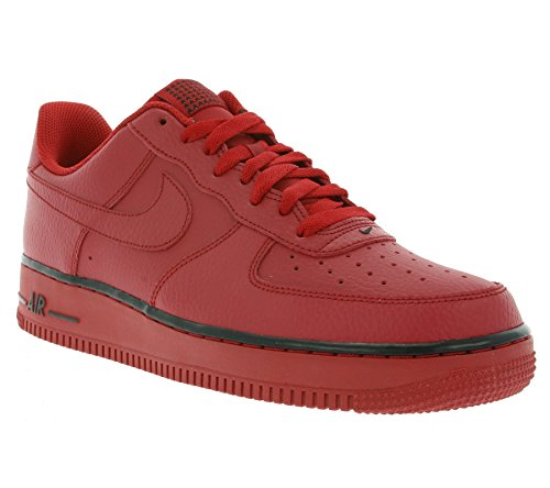 Nike Gym 1 Rojo Sportive Red Scarpe Force Rouge Uomo Red Gym Air r8aqBr