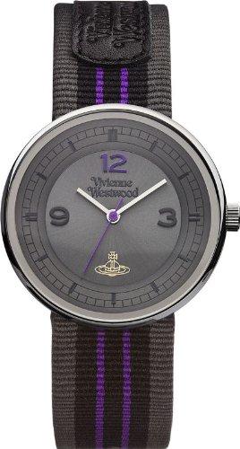 Vivienne Westwood Unisex VV020GYBK Spirit Grey Watch