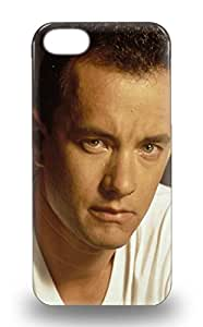Slim Fit Tpu Protector Shock Absorbent Bumper Tom HanksAmerican Male Forrest Gump 3D PC Case For Iphone 5/5s ( Custom Picture iPhone 6, iPhone 6 PLUS, iPhone 5, iPhone 5S, iPhone 5C, iPhone 4, iPhone 4S,Galaxy S6,Galaxy S5,Galaxy S4,Galaxy S3,Note 3,iPad Mini-Mini 2,iPad Air )