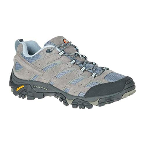 Merrell Women's Moab 2 Vent Hiking Shoe, Smoke, 8 W US