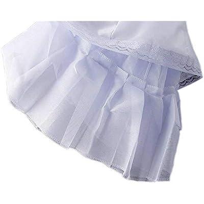 Hanbok SHOKCHIMA Inner Skirt Petticoat Babies Girls Juniors Dress Birthday Party 1-14 Ages ins06: Clothing
