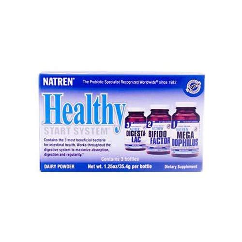 (Natren Healthy Start System Powder,1.25 Ounce)