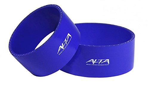 Alta Mini Cooper V2 IC Boost Couplers Blue Silicone