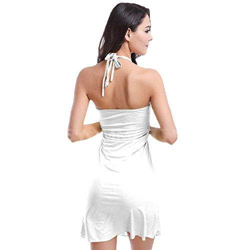 Andyshi - Camisola - para mujer blanco