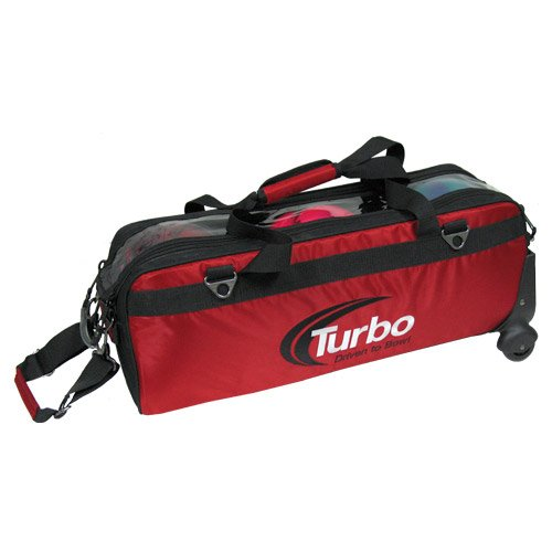 Turbo Grips Three Ball Travel Tote