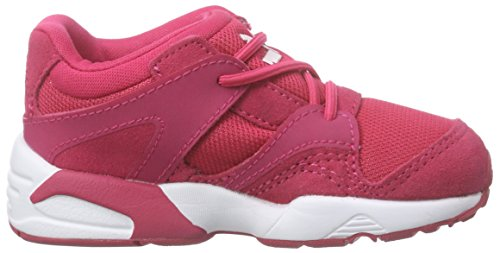 Baskets 03 Basses Inf Red Puma Rose Pink Rose Enfant Blaze Mixte OvxwqwgF