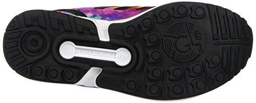 Black Niños Core K Bajas Para core Flux White Zx Adidas Zapatillas Black ftwr nxE0qUYZ8w