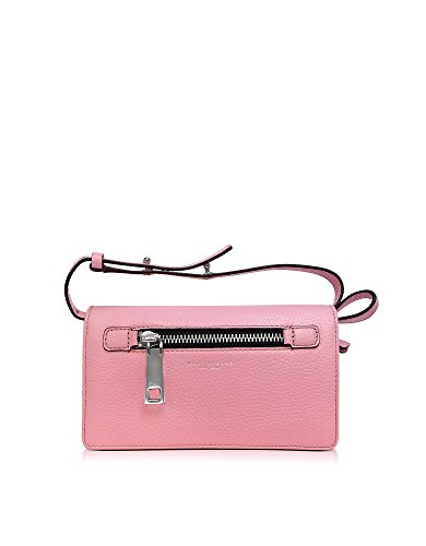 MARC JACOBS WOMEN'S M0008464683 PINK LEATHER CLUTCH