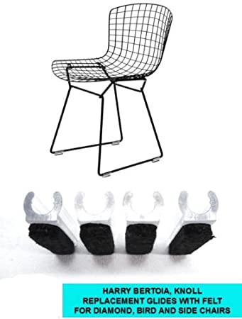 Strange Amazon Com Beautifulwoman Chairs Knoll Parts 4 Set With Squirreltailoven Fun Painted Chair Ideas Images Squirreltailovenorg