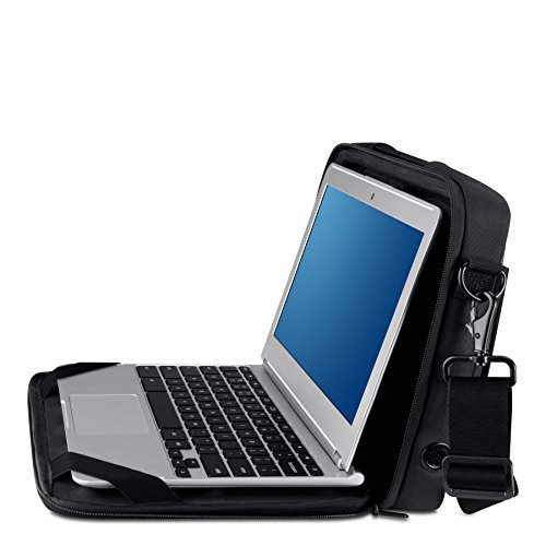 (Belkin Air Protect Case for 11-Inch Laptops, Chromebooks, Notebooks and Ultrabooks, Designed for School and Classroom)