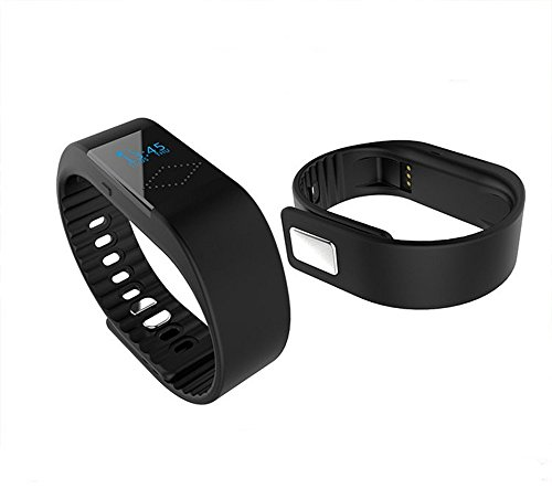 YIDA Pedometer Waterproof Bluetooth Wristband