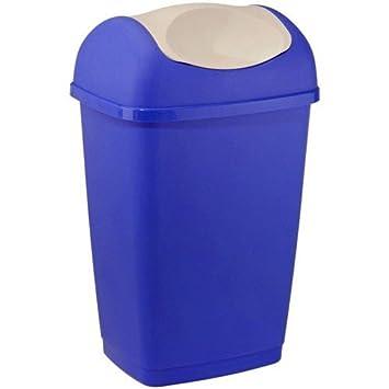 M/üllbeh/älter//Abfalleimer 25 Liter blau