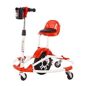 LMJ-Kart Bicicleta de Seguridad para niños Scooter Walker 2 ...