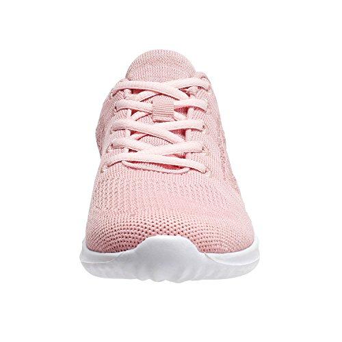 YILAN Shoes Casual Flexible Sneakers Women's Fashion Sport 2 Pink rWfrpTn