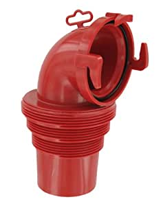 Valterra F02-3112 EZ Coupler 90° Bayonet Sewer Fitting