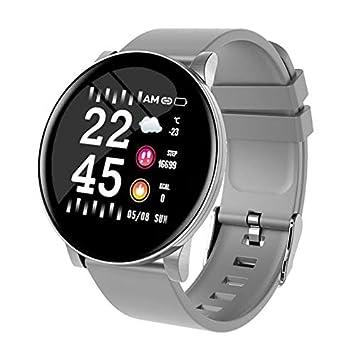 kkart Fitness Tracker Smart Watch For Heart Rate Monitor Blood ...