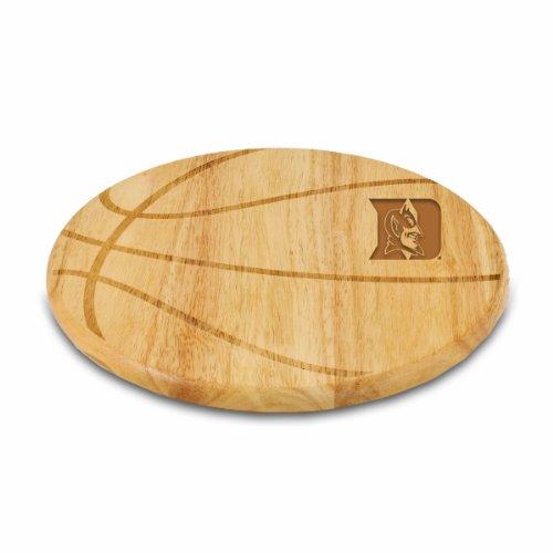 NCAA Duke Blue Devils Free Throw 12-1/2-Inch Cutting (Duke Blue Devils Cheese)