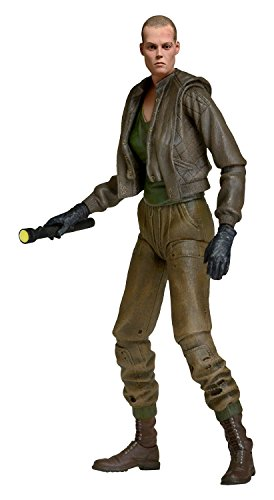 NECA Aliens Scale Series 8 Ripley Action Figure, 7""