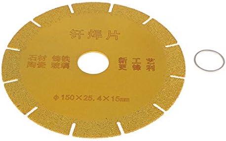 選択ダイヤモンド切断ディスクブレードアングルグラインダーセラミック大理石 - 150mm