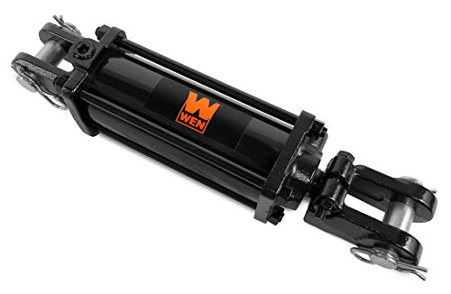 WEN TR3014 2500 PSI Tie Rod Hydraulic Cylinder with 3 in. Bore and 14 in. Stroke