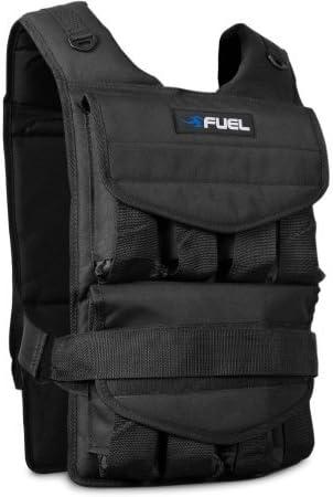 燃料Pureformance調整可能な加重ベスト  One size fits all