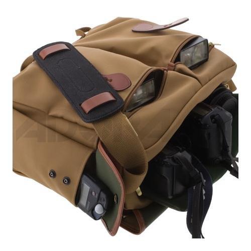 Billingham Packington Canvas Bag for Camera - Khaki/Tan