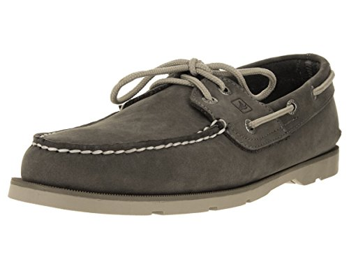 Sperry Shoe Boat Men's Sider Grey Top 2 Eye Leeward rFPrqfw