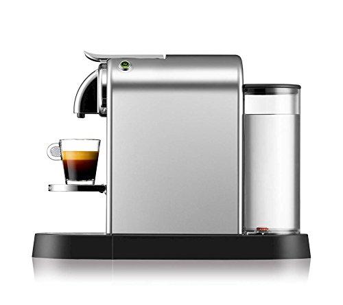 Nespresso Coffee Maker Usa : From USA Nespresso Citiz C111 Espresso Maker with Aeroccino Plus Milk Frother, Chrome ...