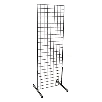 Amazon Com Kc Store Fixtures 05351 Grid Unit 2 X 6 With Legs