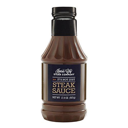 Kansas City Steaks 1 (17.9 oz.) It's Not Just Steak Sauce