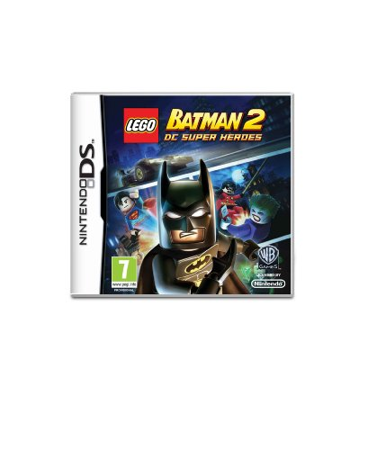 batman 2 dc super heroes ds - 2