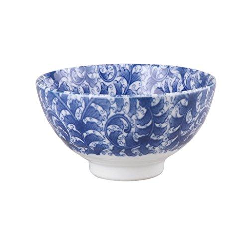 zhdc® cuenco, cuenco de cerámica vajilla japonesa y viento ...