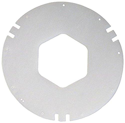 - San Jamar XC2422M In-Counter Cup Dispenser Gaskets, Medium (Pack of 3)