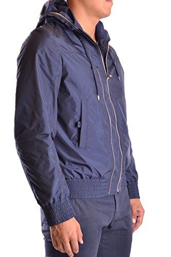 Neil Barrett Homme MCBI220026O Bleu Polyester Blouson