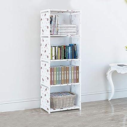 XXLlqRacks 4 Cubos Librería y Armario DIY, 41x28x125 cm ...